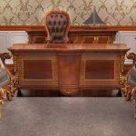 صندلی اداری کلاسیک