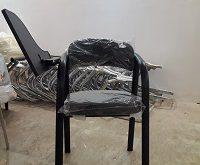 صندلی دسته دار دانش آموزی فلزی