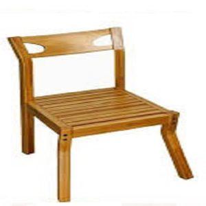 صندلی های انتظار چوبی