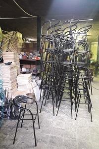 تعمیر صندلی گردان