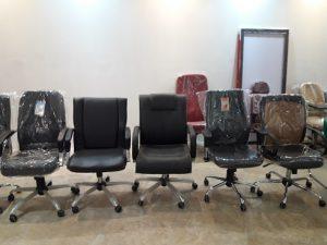 استاندارد تولید صندلی اداری