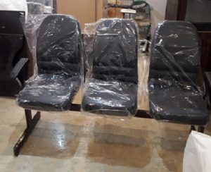 کارخانه تولید صندلی فرودگاهی انتظار