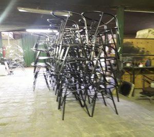 قیمت تعمیر انواع صندلی