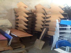 تولید کننده صندلی دانش آموزی