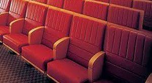 صندلی آمفی تئاتر تک صنعت