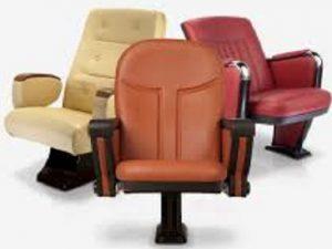 انواع صندلی آمفی تئاتر رایانه صنعت