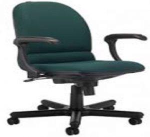 صندلی کارمندی چرخ دار
